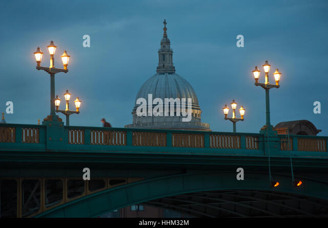 St Pauls London - Stock-Bilder