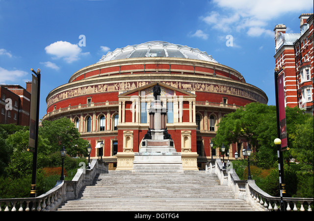Albert hall stock photos albert hall stock images alamy for Door 4 royal albert hall