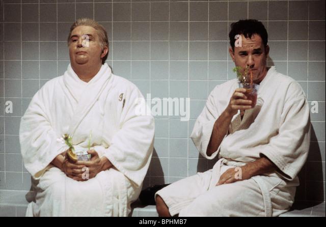 MARTIN SHORT & TOM HANKS PRIMETIME GLICK (2001) - Stock-Bilder