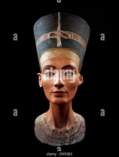 the bust of nefertiti and her The bust of nefertiti: remembering ancient egypt's famous yet nefertiti and her husband were for centuries virtually wiped off the historical.