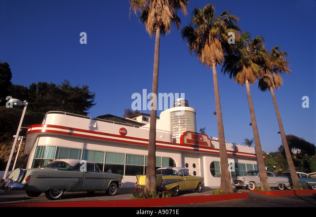 Rubys diner stock photos rubys diner stock images alamy - Maison d architecte orange county californie ...