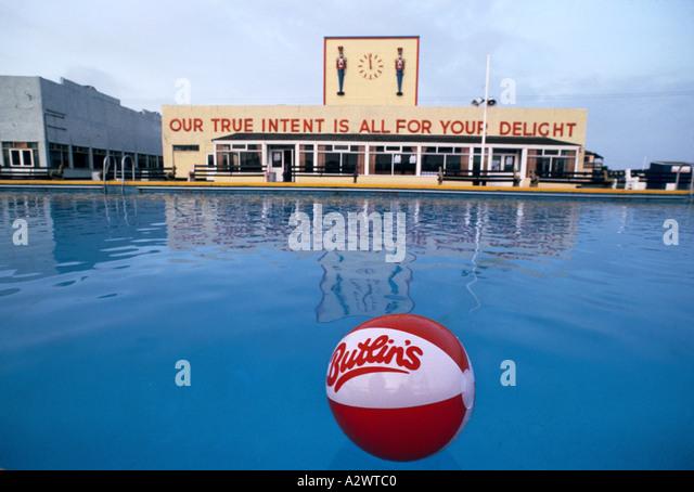 Butlins uk stock photos butlins uk stock images alamy for Bognor regis butlins swimming pool