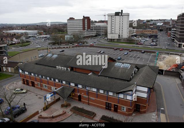 Swindon Town Centre Stock Photos & Swindon Town Centre