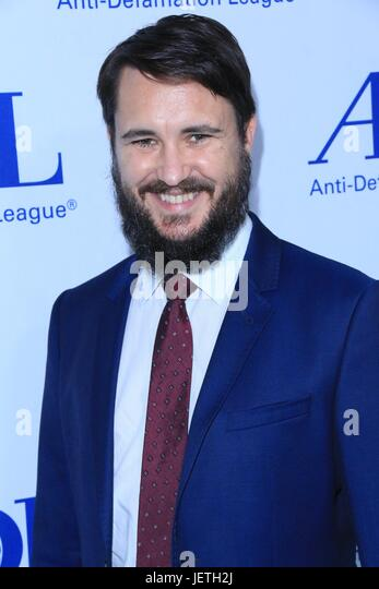 Anti-Defamation League entertainment industry dinner honoring Bill Prady - Arrivals  Featuring: Wil Wheaton Where: - Stock-Bilder