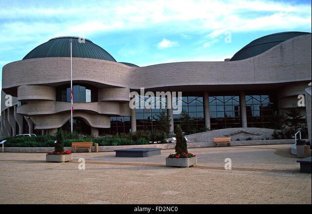 Canadian museum of civilization quebec stock photos for Museum of civilization quebec