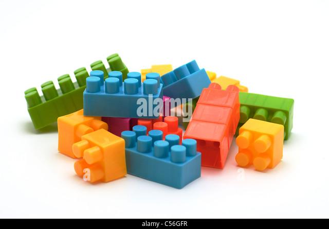 Plastic Bricks Stock Photos Plastic Bricks Stock Images