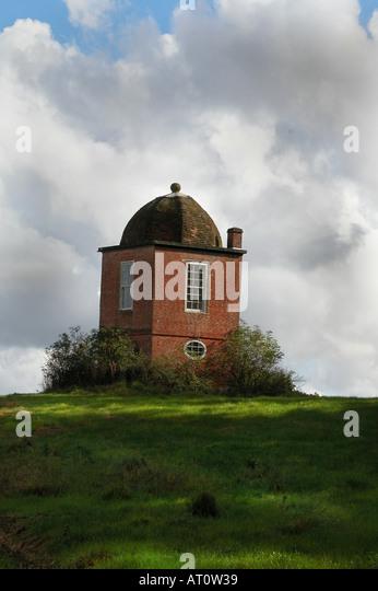 Folly Dorset England - Stock Image