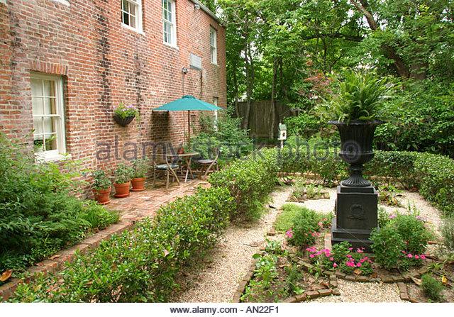 Mississippi Vicksburg Anchuca Historic Mansion and Inn Greek Revival antebellum home - Stock Image