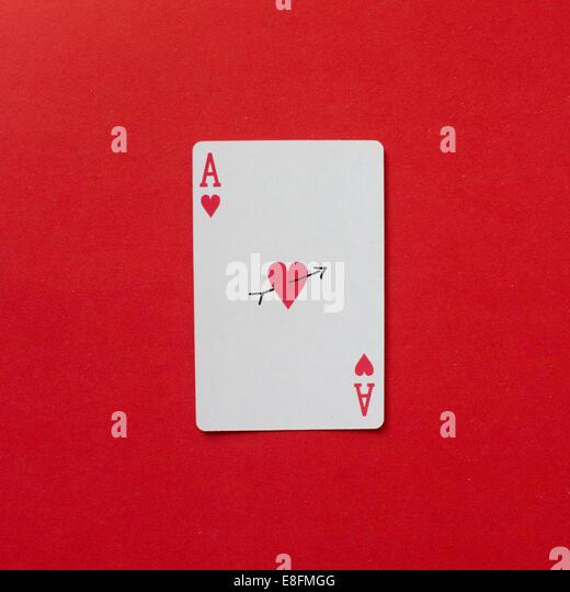 Conceptual shot of cupids arrow - Stock-Bilder