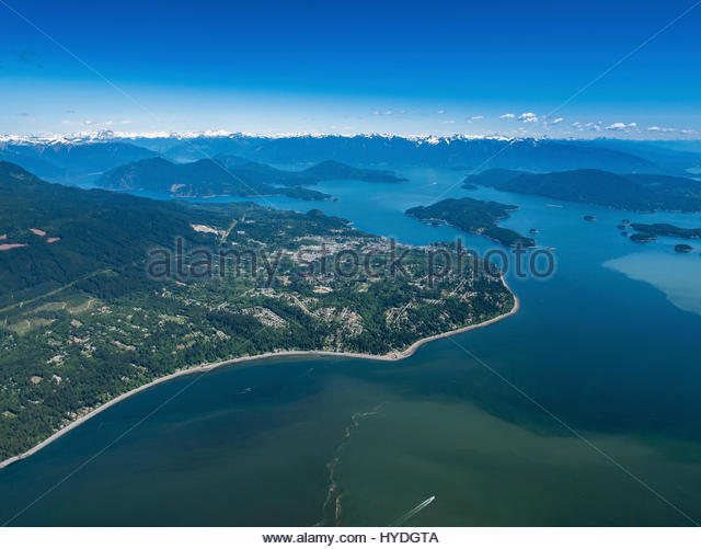 William Island Sunshine Coast Bc