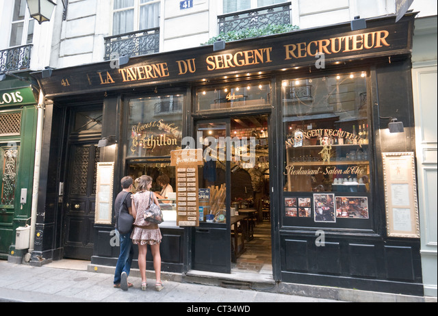 Restaurant La Taverne De Saint Martin
