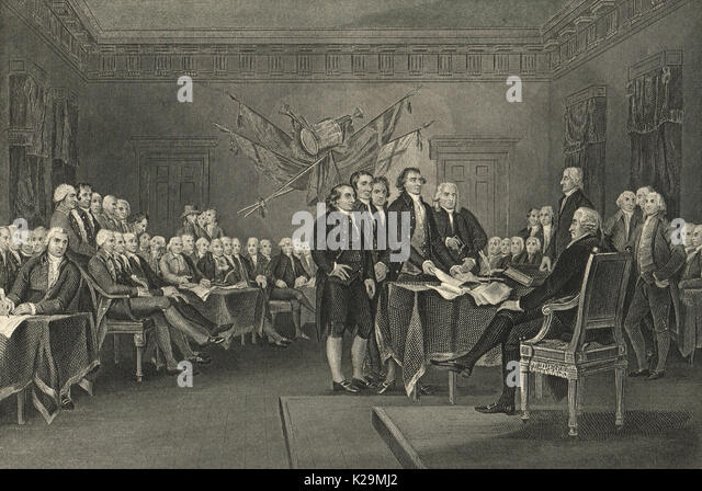 after the fact declaring independence July 4 is when the declaration was adopted after voting on independence, the continental congress needed to finalize a document explaining.