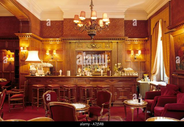 Paris French Bar Stock Photos Paris French Bar Stock