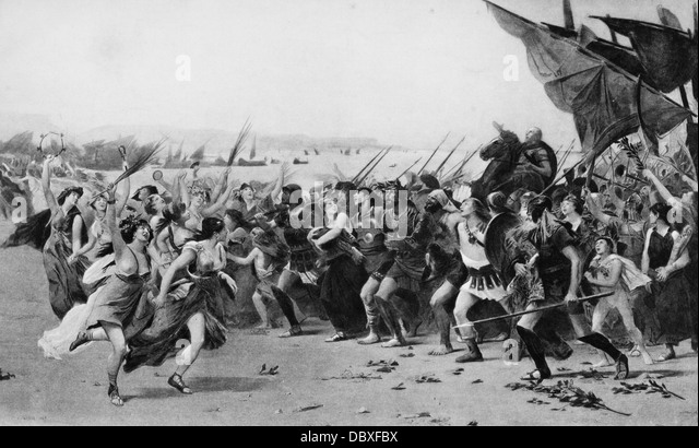 greek victory in second persian wars essay Free persian wars papers, essays, and  many of the soldiers who were involved in either the first or second world wars quickly  - the greek victory against.