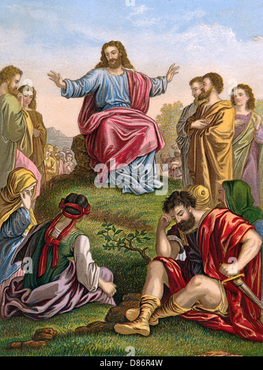 """6 antithesis sermon mount The beatitudes (matthew 5:1-12)  but also the context of the beatitudes in the sermon on the mount, the proclamation of the nature of the kingdom  the last is """"one who stirs up dissension among brothers,"""" which is the antithesis of the peacemaker in between the characteristics include lying, killing, scheming wicked things, rushing."""