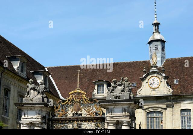 hotel dieu paris hospital stock photos hotel dieu paris hospital stock images alamy. Black Bedroom Furniture Sets. Home Design Ideas