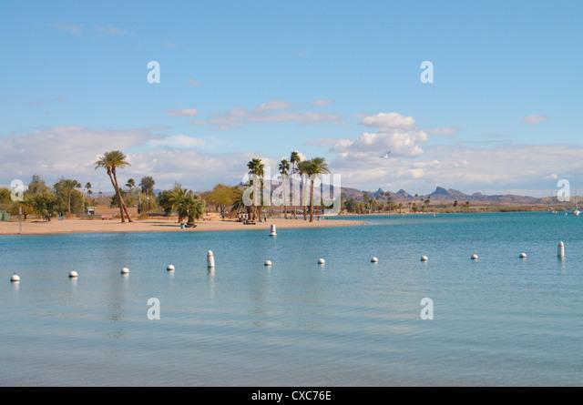 Lake Havasu, Arizona, United States of America, North America - Stock Image