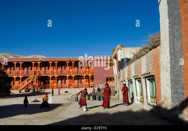 Dhawalagiri Nepal  City new picture : Nepal Dhawalagiri Zone Mustang District Stock Photos & Nepal ...