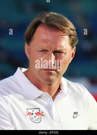 Coach Ralph Hasenhüttl (RB Leipzig) - Stock Image