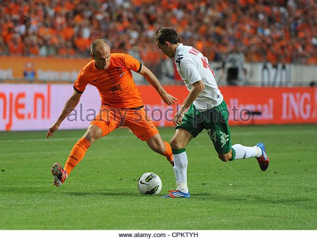 Arjen Robben Stock Photos & Arjen Robben Stock Images
