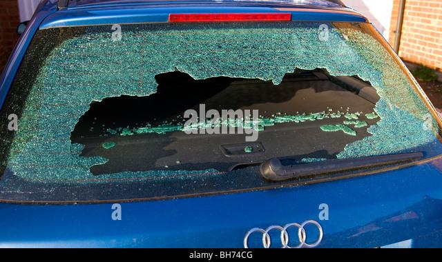 Car Damage And Rear Stock Photos Amp Car Damage And Rear