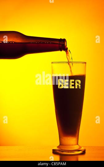 how to drink dark beer