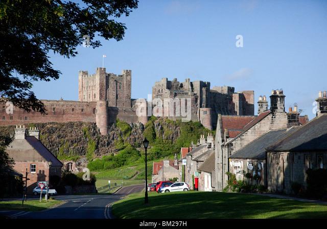 bamburgh castle harry potter - photo #12