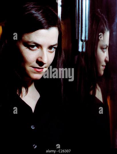 Scottish film director, Lynne Ramsay - Stock Image