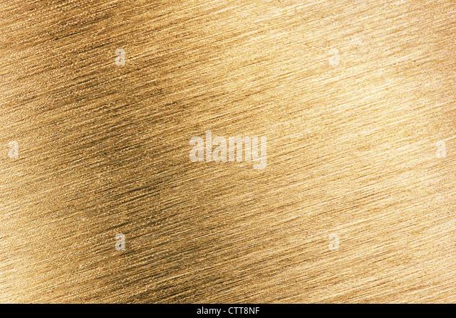 line gold metallic textured, with rough pattern - Stock-Bilder