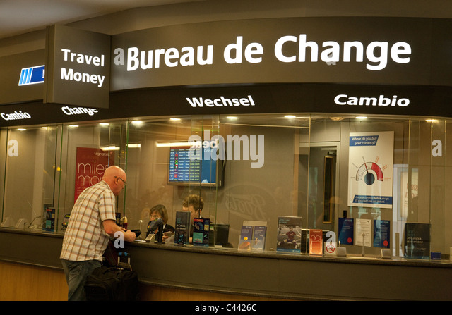 Bureau de change stock photos bureau de change stock images alamy - Bureau de change paris 9 ...