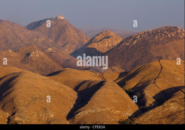 Aravalli Hills, Rajasthan, India, Asia - Stock-Bilder