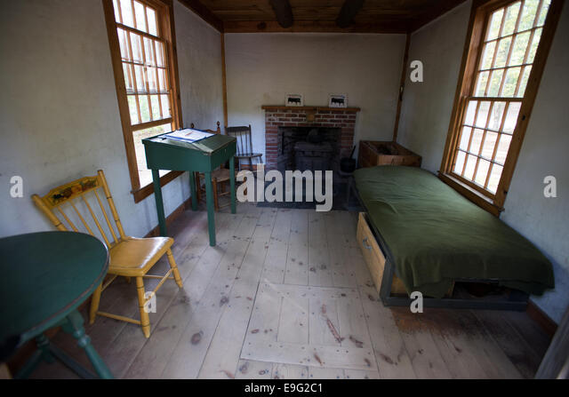 the art of living in the book walden by henry david thoreau He lived in woods on the bare minimum commodities and practiced the art of thinking explain henry david thoreau's why did david thoreau stop living at walden.