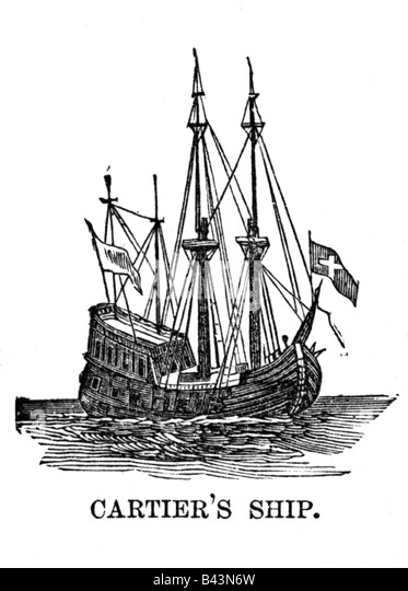 Jacques cartier boat coloring pages ~ 1491 Stock Photos & 1491 Stock Images - Alamy
