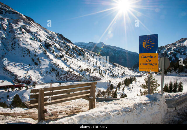 Road Spain France Stock Photos & Road Spain France Stock ...