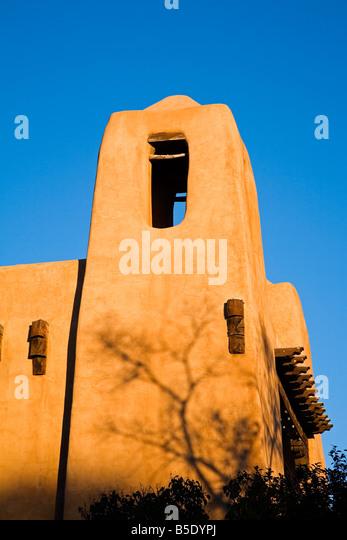 Museum of Fine Arts, City of Santa Fe, New Mexico, USA, North America - Stock-Bilder