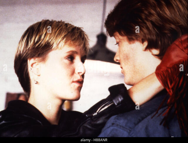Ist sie nicht wunderbar?, (SOME KIND OF WONDERFUL / FIRST LOVE) USA 1987, Regie: Howard Deutch, MARY STUART MASTERSON, - Stock Image
