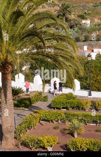 Betancuria Fuerteventura Canary Islands Spain - Stock-Bilder