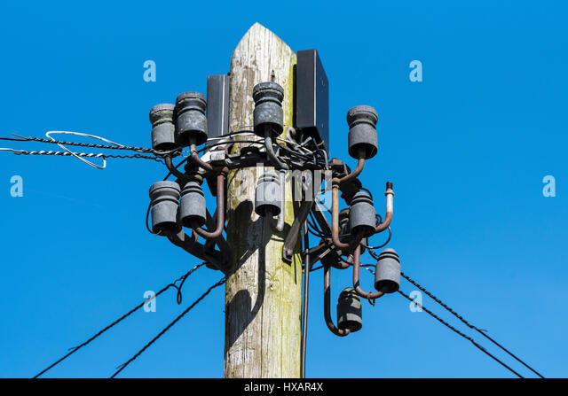 Old Telephone Junction Box Wiring