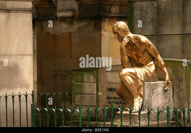 Bogota Central Cemetery - Stock Image