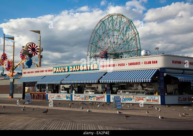 Restaurants Near Coney Island Aquarium