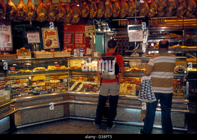 Museo Jamon Stock Photos Museo Jamon Stock Images Alamy