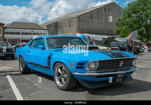 Classic American Car Mustang Stock Photos Amp Classic