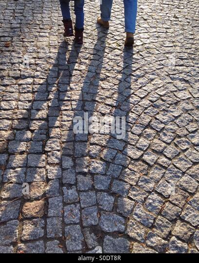 Walking - Stock-Bilder