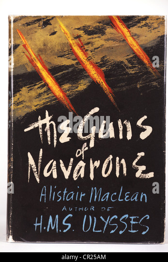 guns connected with navarone book