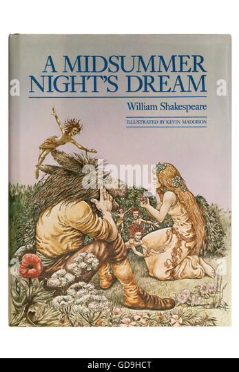 """A Midsummer Night's Dream"" and ""Hamlet"" Essay"