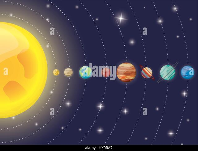 space planets sun - photo #15