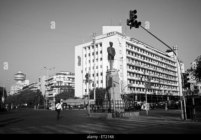 Western Railway Local Trains Terminus Mumbai Maharashtra India Asia Jan 2011 - Stock Image