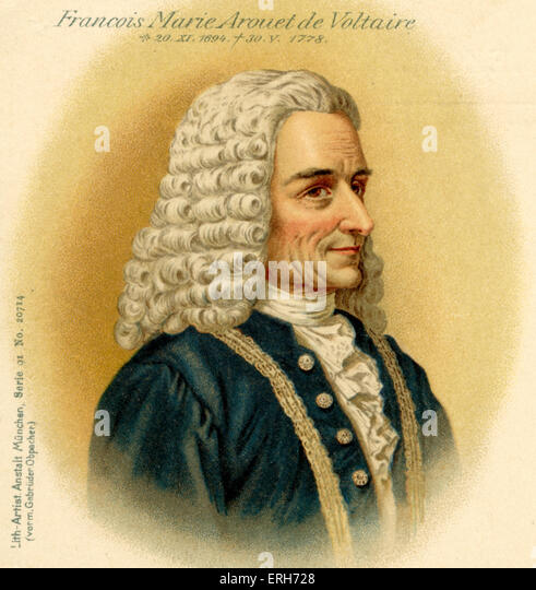 Biography of Voltaire
