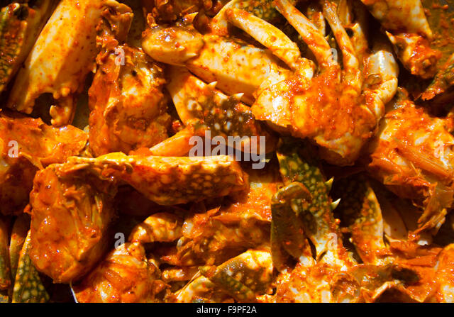 how to cook crab in indian style