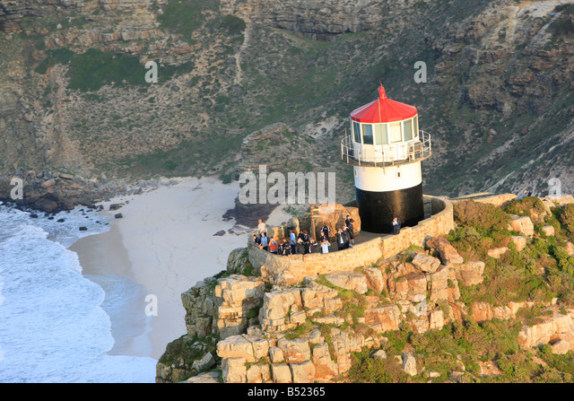 Cape Point, South Africa - Stock Image